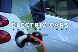 Pros and Cons of Electric Vehicles