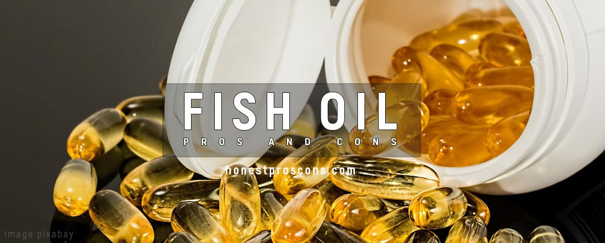 Pros and Cons of Fish Oil