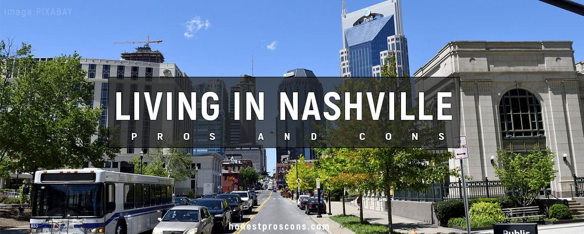 Living in Nashville, Tennessee