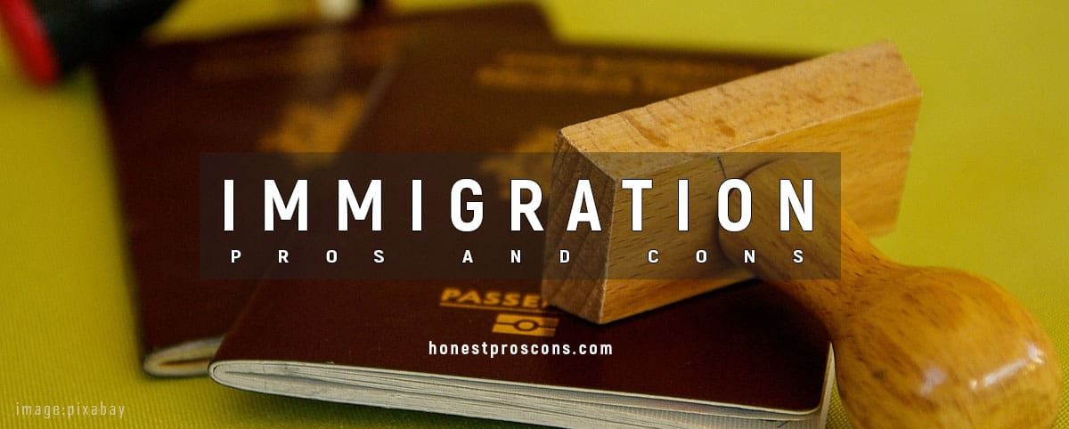 Pros and Cons of Immigration