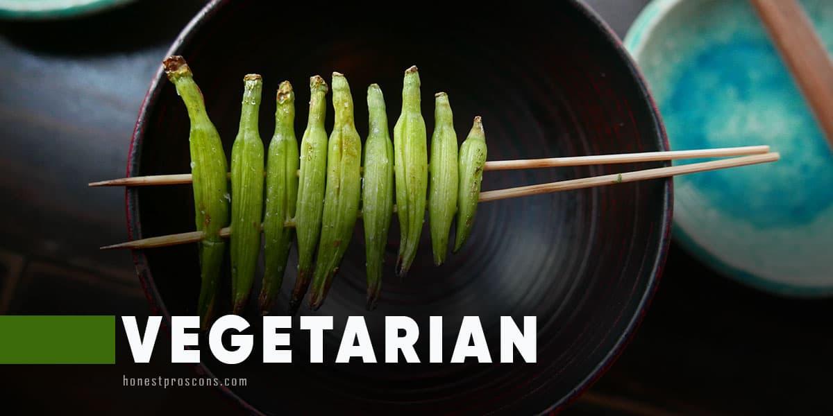 Being-a-Vegetarian