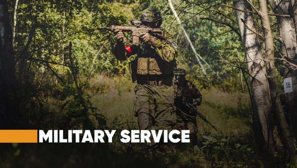 Compulsory Militar Service