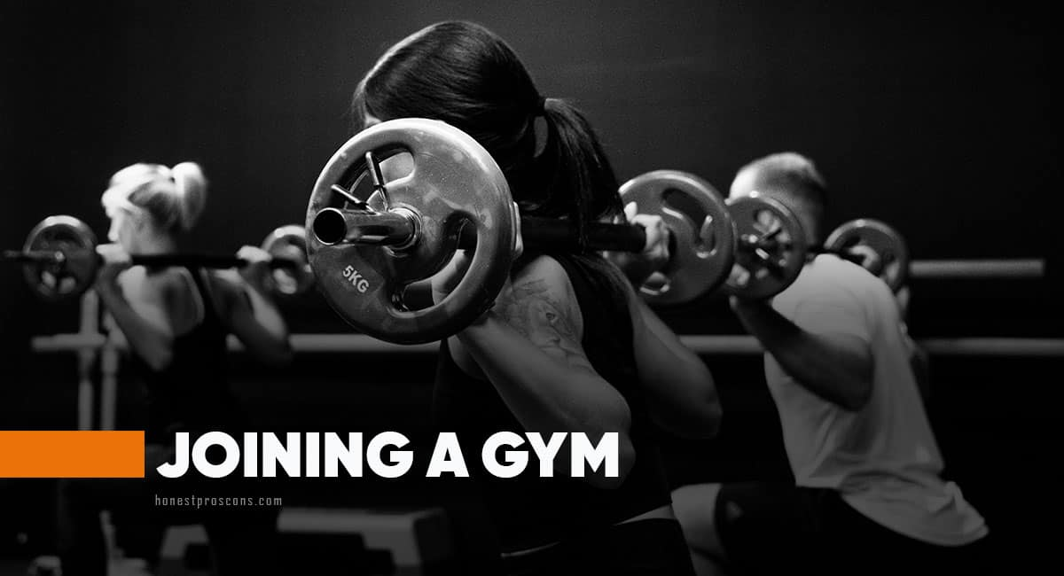 Joining a Gym