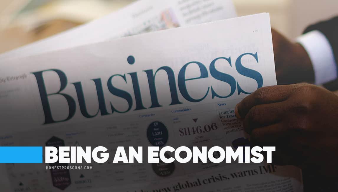 Being an Economist
