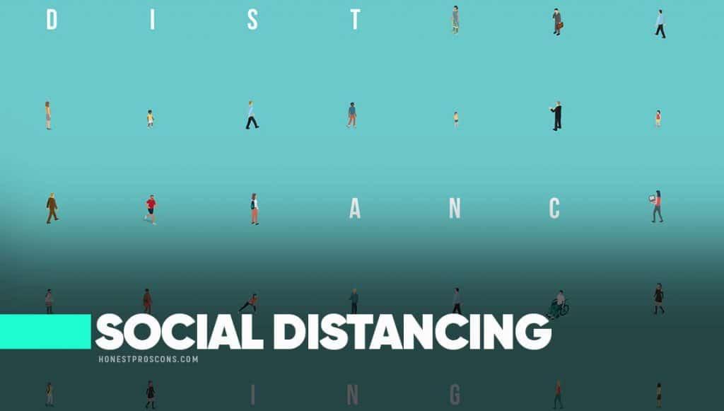 Benefits of Social Distancing