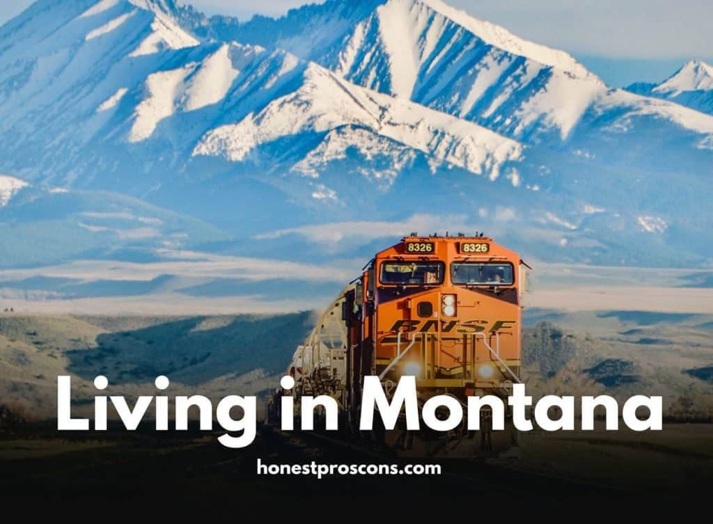 Living in Montana