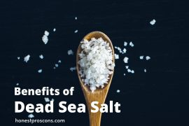 Benefits of Dead Sea Salt