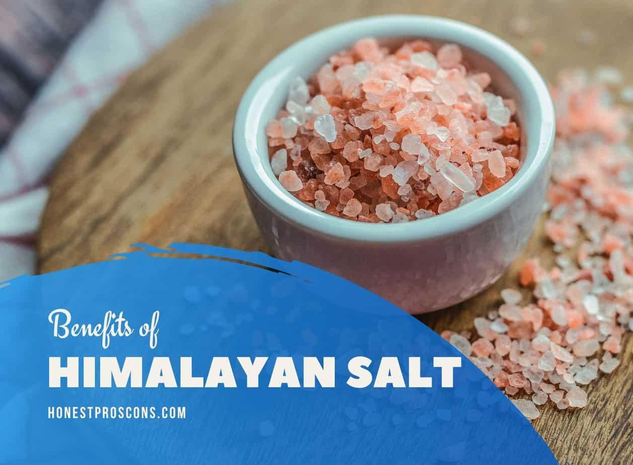 Benefits of Himalayan Salt