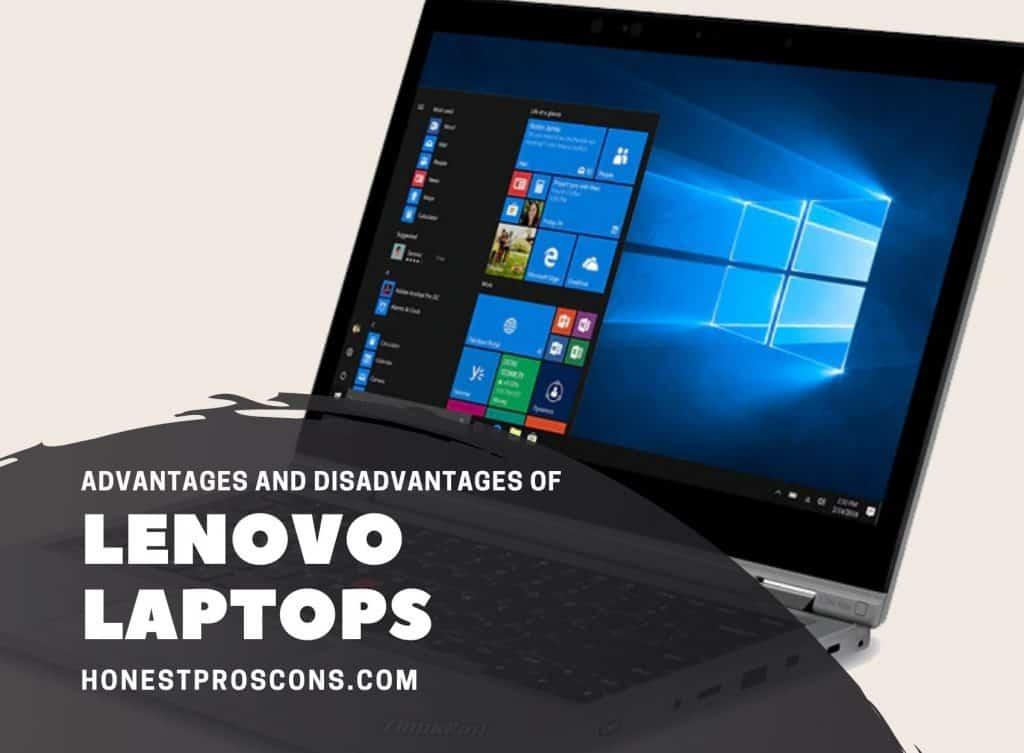 Pros Cons of Lenevo Laptops