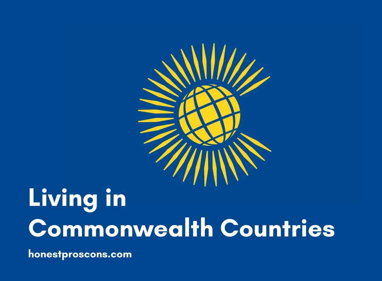 Living in a Commonwealth Country