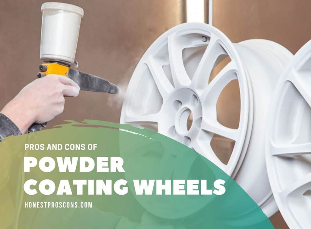 Powder Coating Wheels