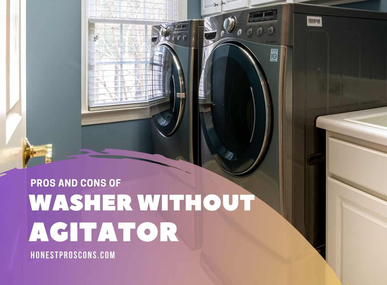 Washer without Agitator