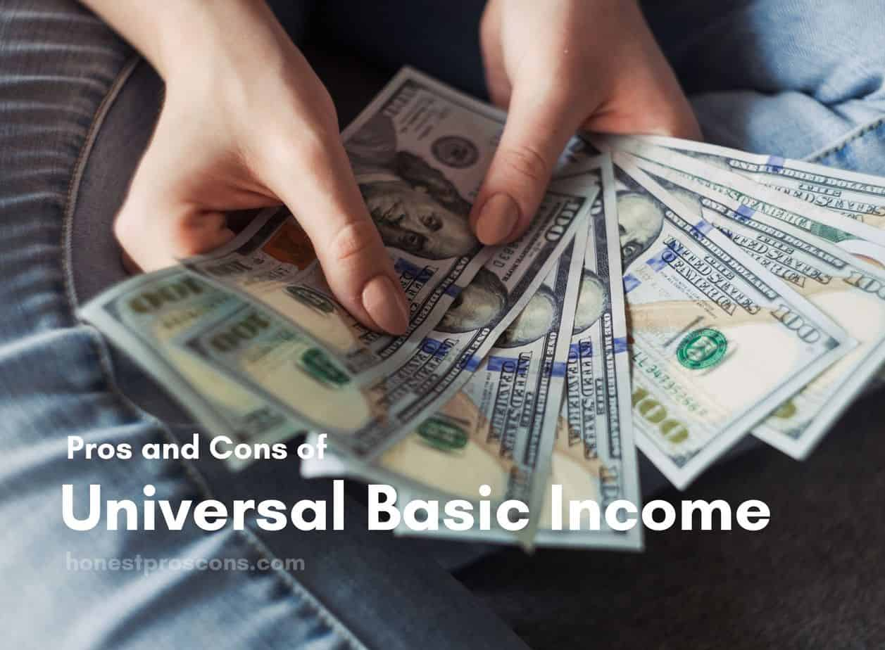 Pros and Cons of Universal Basic Income