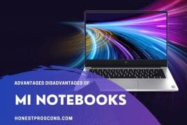 Mi Notebook Pros Cons