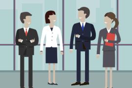 Business professional attire