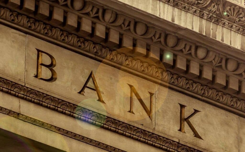 The reason you should not use banks