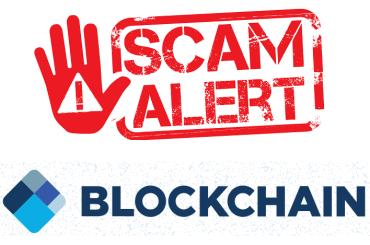 blockchain.com scam