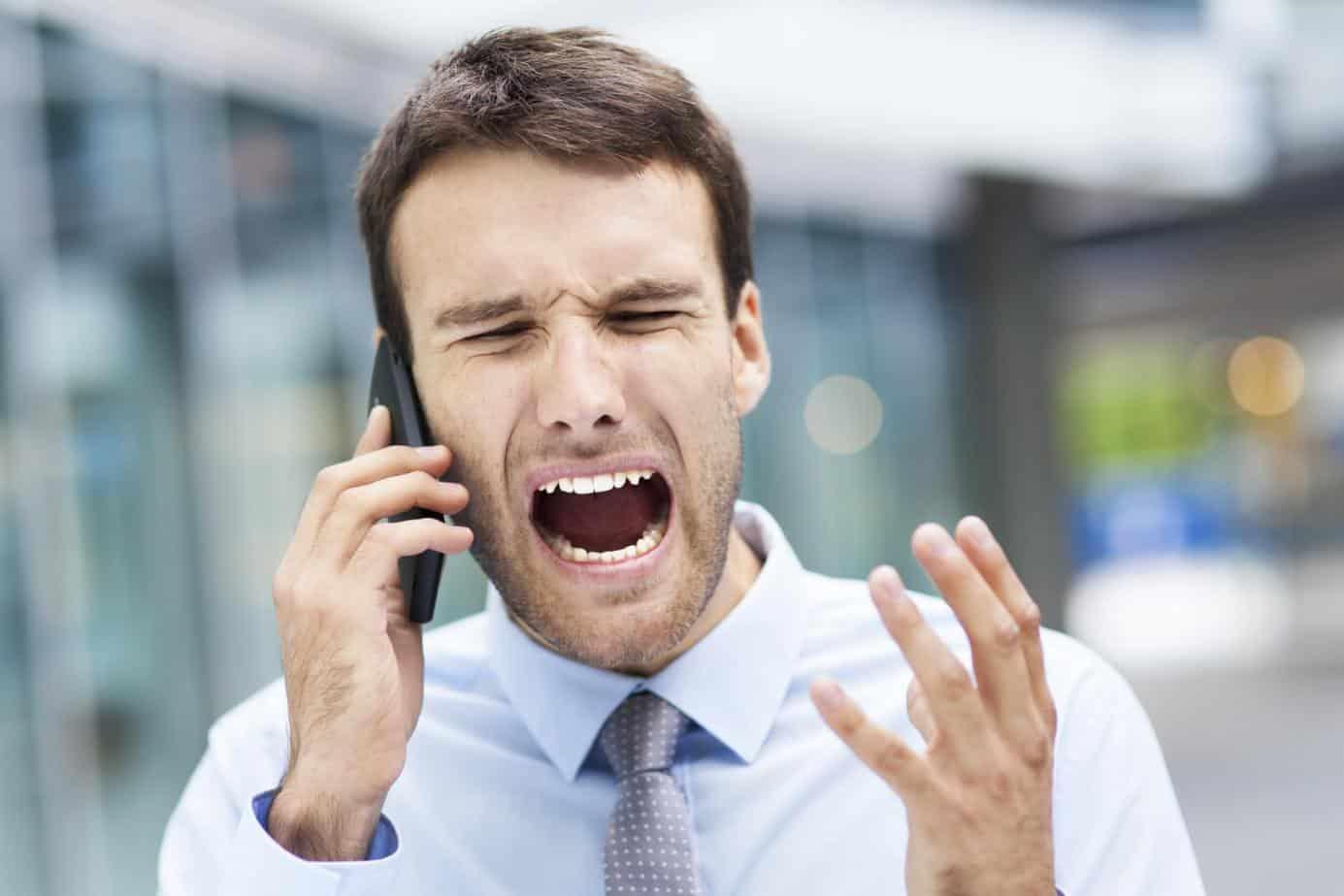 The reason I hate phone calls