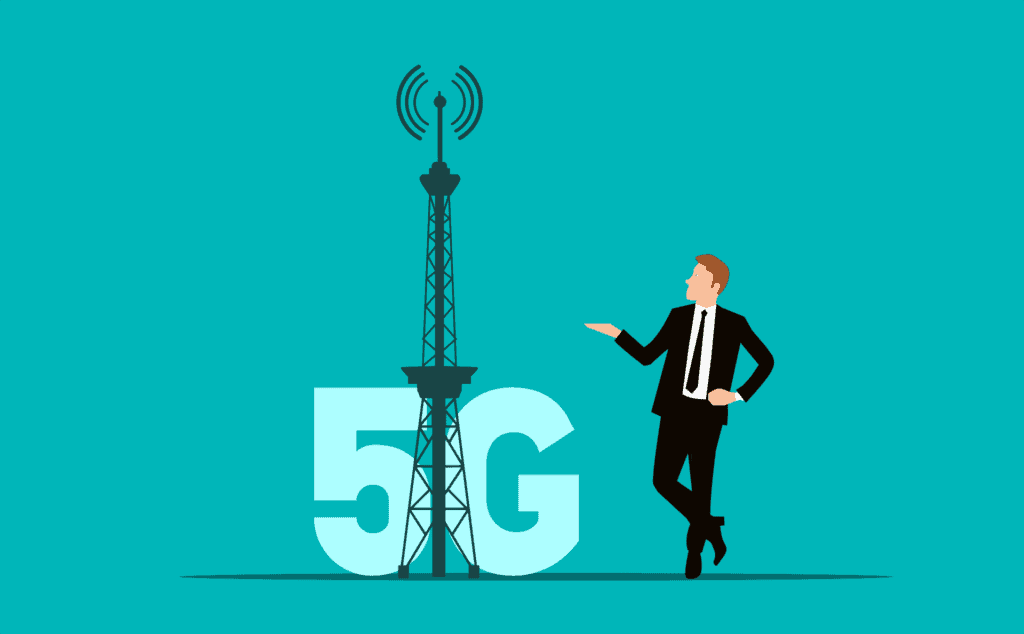 What is a 5G tower?