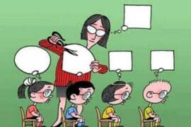 school brainwashing